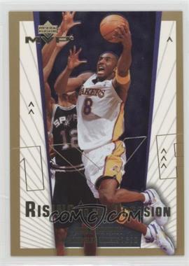 2003-04 Upper Deck MVP - Rising to the Occasion #RO1 - Kobe Bryant