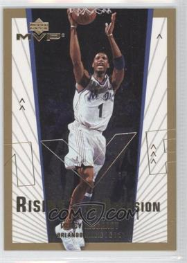 2003-04 Upper Deck MVP - Rising to the Occasion #RO9 - Tracy McGrady