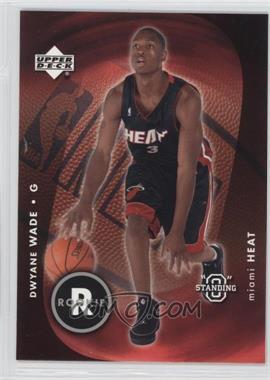 "2003-04 Upper Deck Standing ""O"" - [Base] #89 - Dwyane Wade"