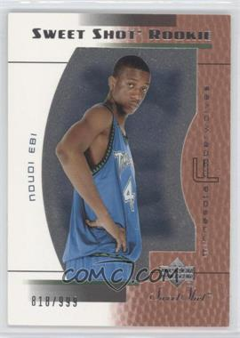 2003-04 Upper Deck Sweet Shot - [Base] #116 - Ndudi Ebi /999
