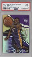 Kobe Bryant /300 [PSA9]