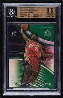 Lebron James [BGS 9.5 GEM MINT] #/100