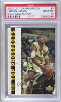 Lebron James /100 [PSA 10]