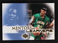LeBron James, Michael Jordan