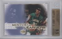 LeBron James, Michael Jordan [BGS 9.5 GEM MINT]