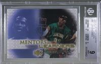 LeBron James, Michael Jordan [BGS 9 MINT]