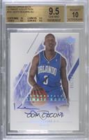 Keith Bogans [BGS 9.5 GEM MINT] #/250