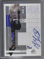 Gerald Wallace (2002-03 SP Game Used) /20
