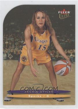 2003 Fleer Ultra WNBA - [Base] - Gold Medallion Edition #43 - Jackie Stiles