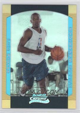 2004-05 Bowman Draft Picks & Prospects - Chrome - Gold Refractor #143 - Luis Flores /50