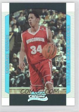 2004-05 Bowman Draft Picks & Prospects - Chrome - Refractor #119 - Devin Harris /300