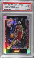 Lebron James /300 [PSA 10]