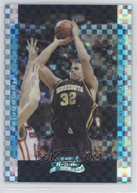 2004-05 Bowman Draft Picks & Prospects - Chrome - X-Fractor #125 - Kris Humphries /150