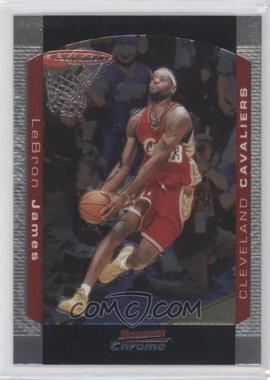 2004-05 Bowman Draft Picks & Prospects - Chrome #23 - Lebron James