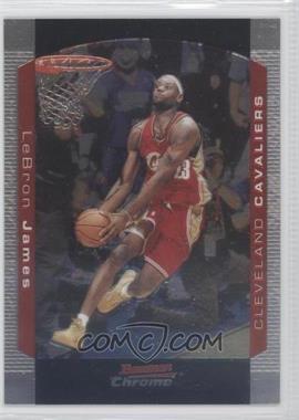 2004-05 Bowman Draft Picks & Prospects - Chrome #23 - Lebron James