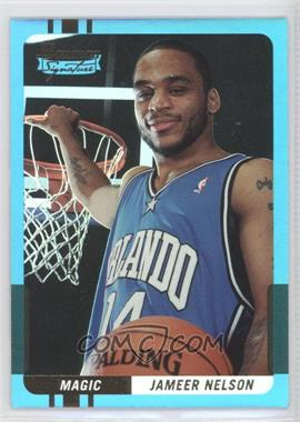 2004-05 Bowman Signature - [Base] - Foil #69 - Jameer Nelson /50