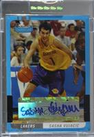 Sasha Vujacic [Uncirculated] #/399