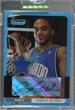 2004-05 Bowman Signature - [Base] #69 - Jameer Nelson /399 [Uncirculated]