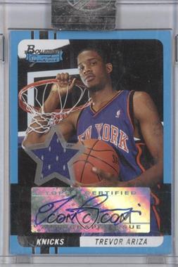 2004-05 Bowman Signature - [Base] #74 - Trevor Ariza /399