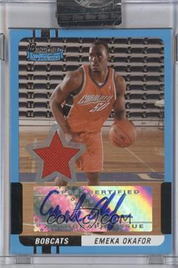 2004-05 Bowman Signature - [Base] #84 - Emeka Okafor /399