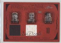 Allen Iverson, Charles Barkley, Maurice Cheeks, Julius Erving, Bobby Jones #/150