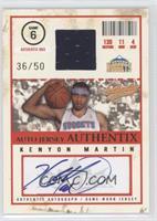 Kenyon Martin /50