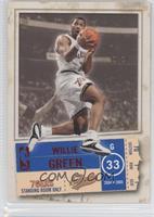 Willie Green /10