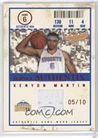 Kenyon Martin /10