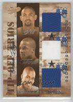 Grant Hill, Steve Francis, Dwight Howard /25