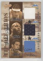 Carmelo Anthony, Nene, Andre Miller /75