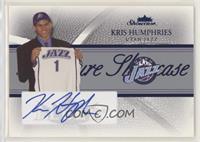 Kris Humphries #/75