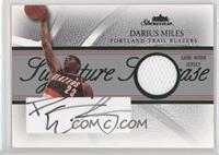 Darius Miles #/23