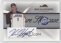 Kris Humphries #/150