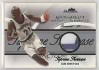 Kevin Garnett #/21