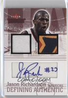 Jason Richardson /23