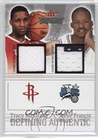 Tracy McGrady, Steve Francis /99