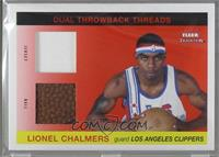Lionel Chalmers [Noted] #/50