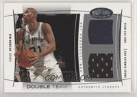 Tim Duncan [EX to NM] #/100