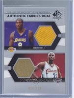 LeBron James, Kobe Bryant /100