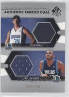 Jerry Stackhouse, Devin Harris /100