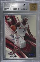 LeBron James /50 [BGS 9 MINT]