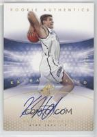 Rookie Authentics - Kris Humphries /25