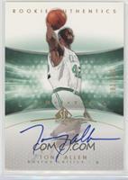 Rookie Authentics - Tony Allen /100