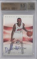 Rookie Authentics - Dorell Wright /1499 [BGS 9.5]