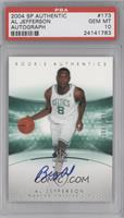 Rookie Authentics - Al Jefferson /1499 [PSA 10 GEM MT]