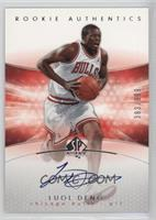 Rookie Authentics - Luol Deng /999