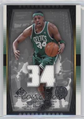 2004-05 SP Game Used - [Base] #61 - Paul Pierce
