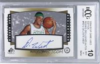 Delonte West /100 [ENCASED]