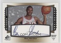 Ben Gordon #/100