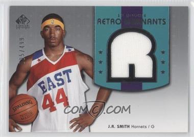 2004-05 SP Signature Edition - [Base] #115 - J.R. Smith /499